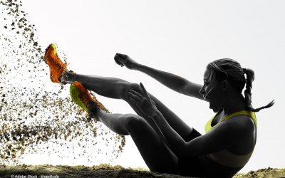 Inkontinenz trifft auch junge Sportlerinnen