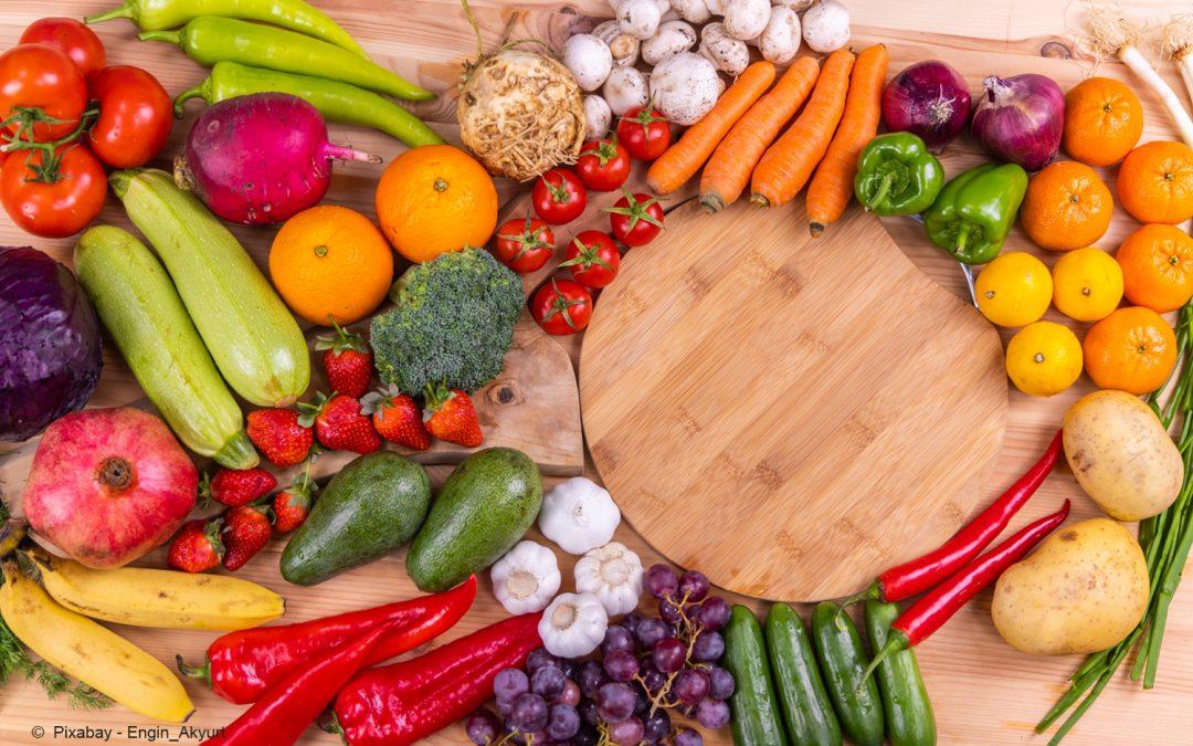 Ernährung: Einfache Veränderungen, spürbare Wirkung!